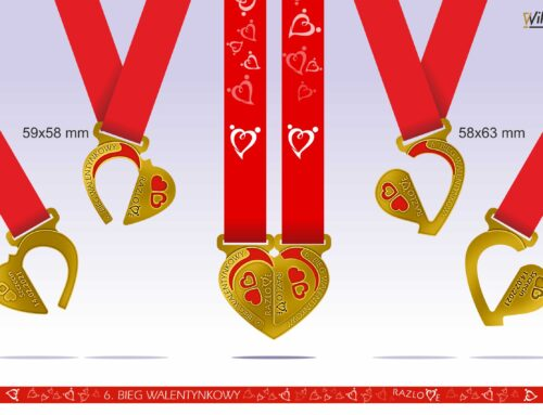 Wyjątkowy projekt medalu 6 edycji RAZlove już jest!